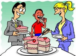 Segmentation - Cartoon by Simon Ellinas