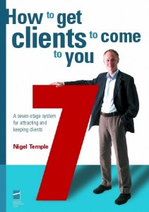 How to Get Clients to Come to You - Nigel Temple