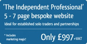 the independent professional