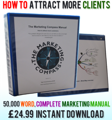 marketing training manual